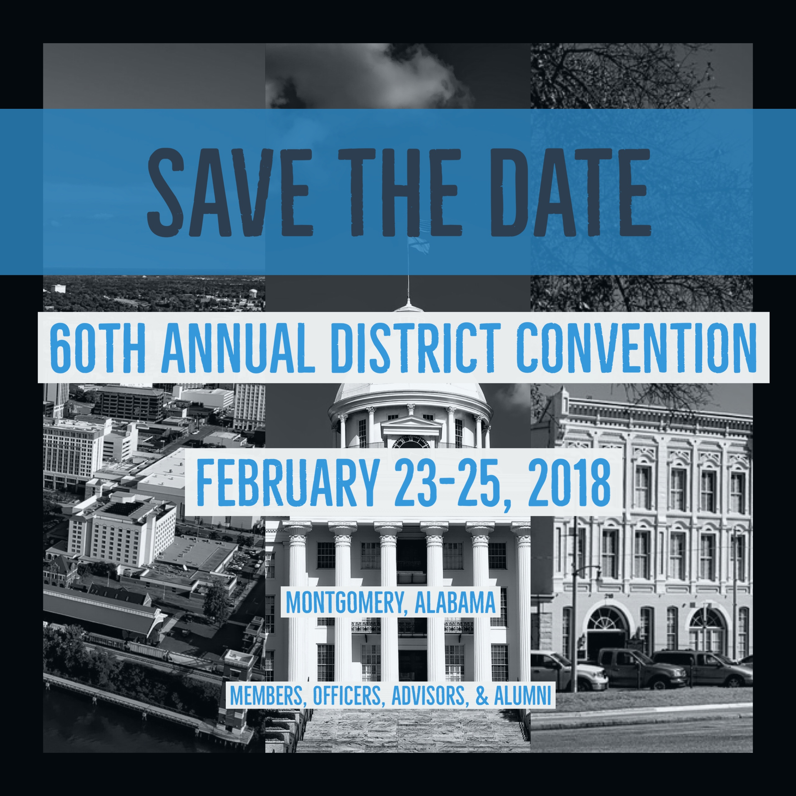 60th Annual District Convention